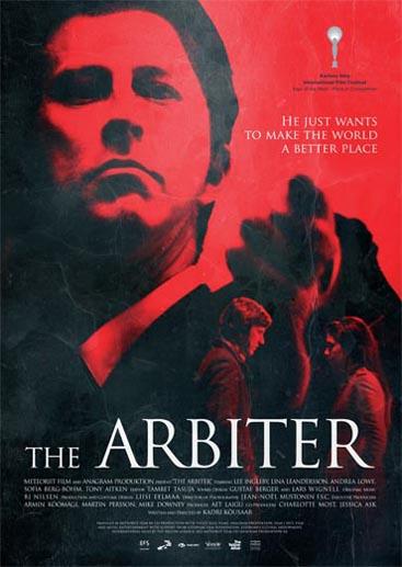 The Arbiter - Poster