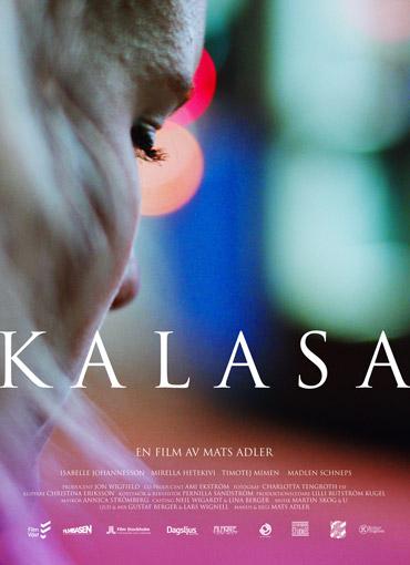 Filmaffisch till filmen Kalasa